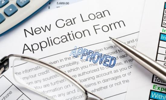 car loan preapproval